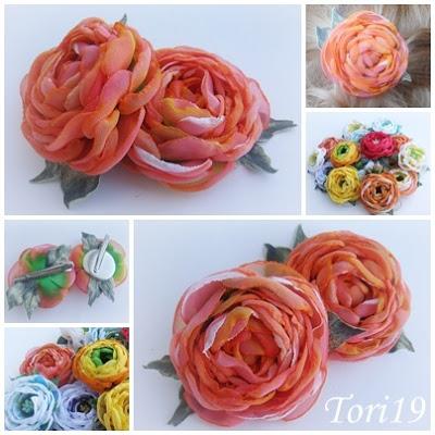 Цветы из ткани (11) (400x400, 67Kb)