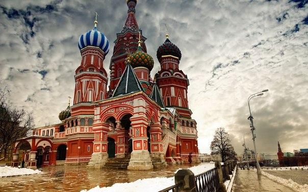 10 интересных фактов о Москве