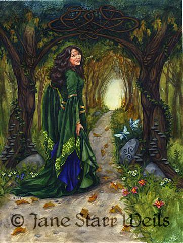 Картины художницы Джейн Стар Вейлс (Jane Starr Weils)