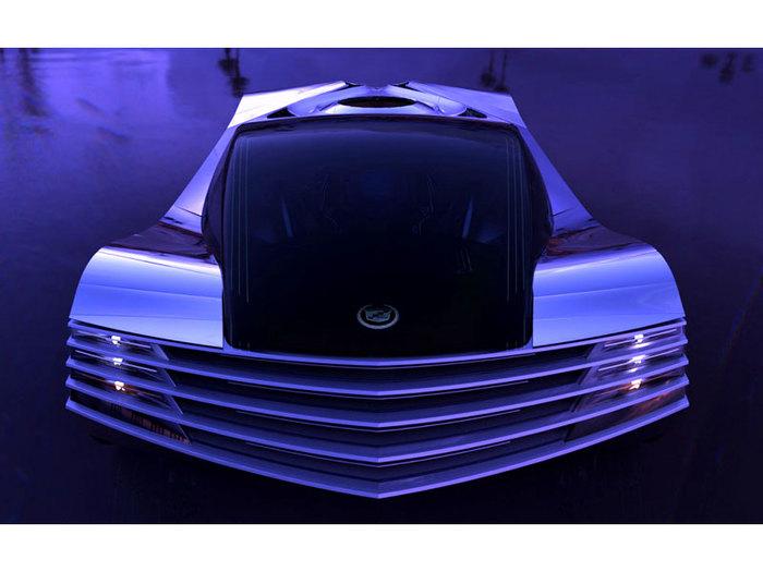 автомобиль на ядерном топливе Cadillac WTF 2 (700x525, 61Kb)
