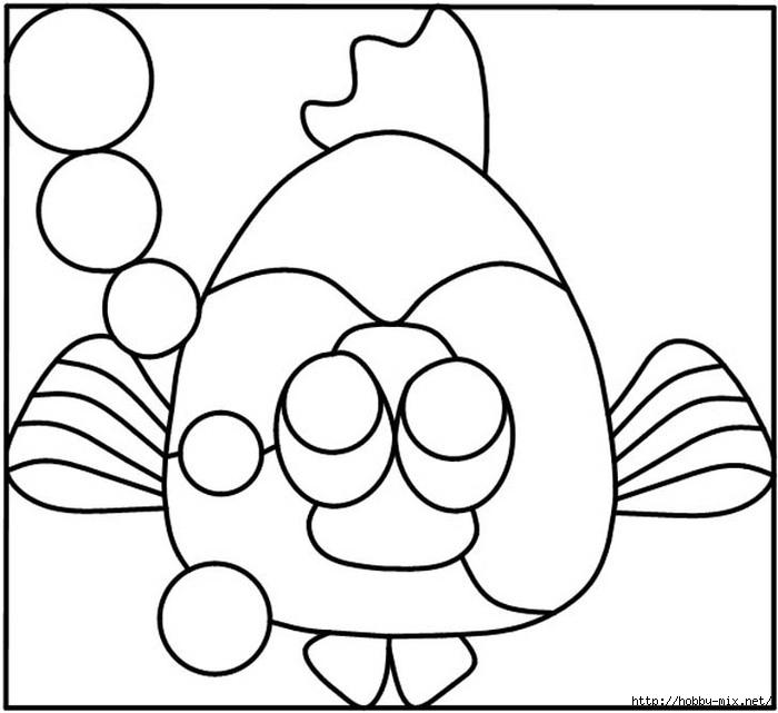 4happyfish (700x641, 126Kb)