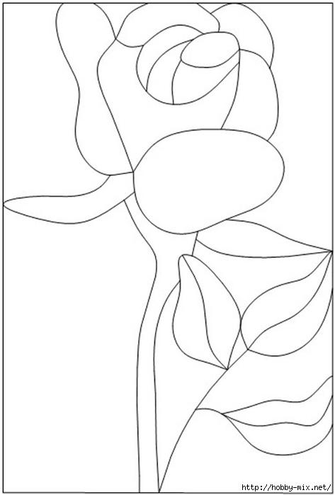 4simplerose (473x700, 87Kb)