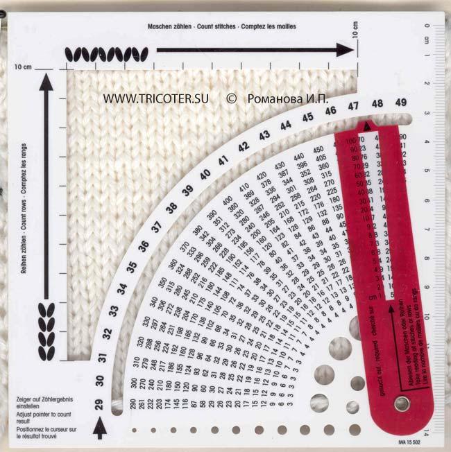 Как рассчитать петли для шапки для вязания