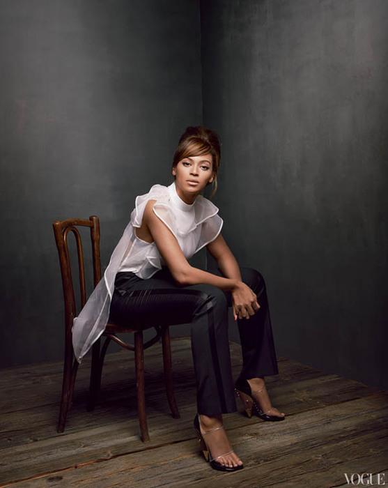 бейонсе Vogue US фото 1 (557x700, 71Kb)