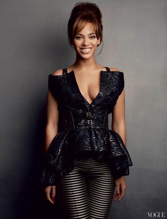 бейонсе Vogue US фото 7 (532x700, 79Kb)