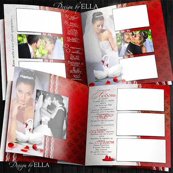 2-RW book by ELLA-Swan Love (550x550, 163Kb)