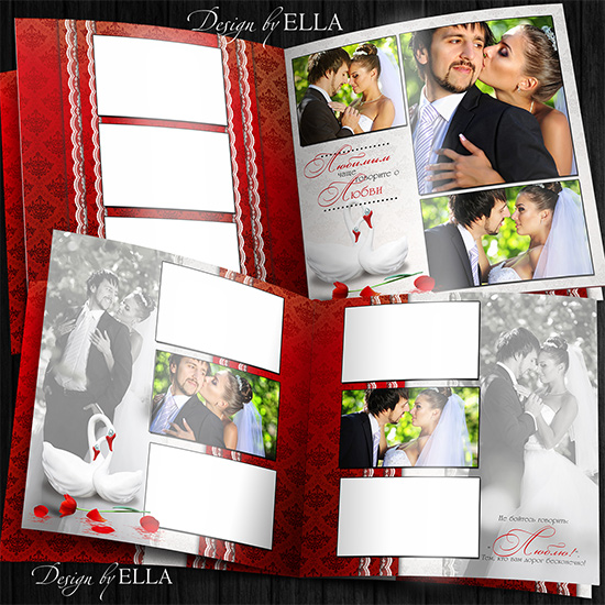5-RW book by ELLA-Swan Love (550x550, 170Kb)
