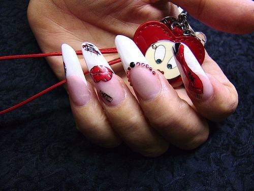 День Святого Валентина и идеи дизайна ногтей к празднику