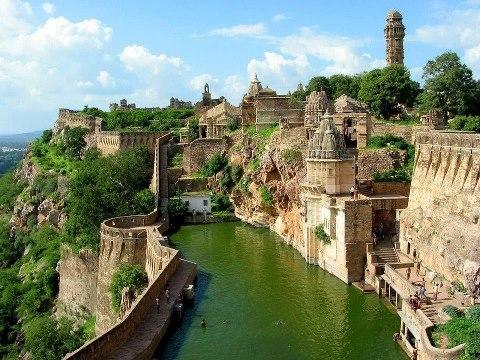 Читторгарх, Индия (480x360, 63Kb)