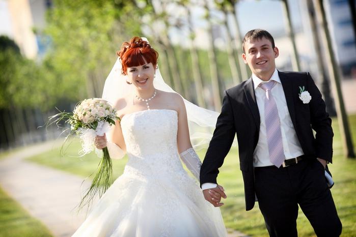 Как правильно делать свадебные фотографии.