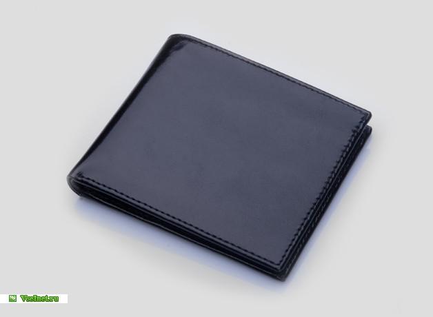Портмоне черный мужское PМ.6.А (628x460, 25Kb)