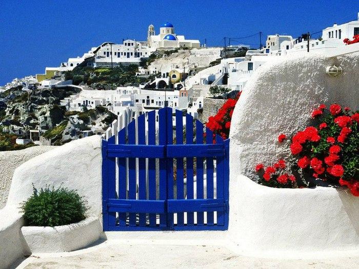 Греция, Санторини (700x525, 118Kb)