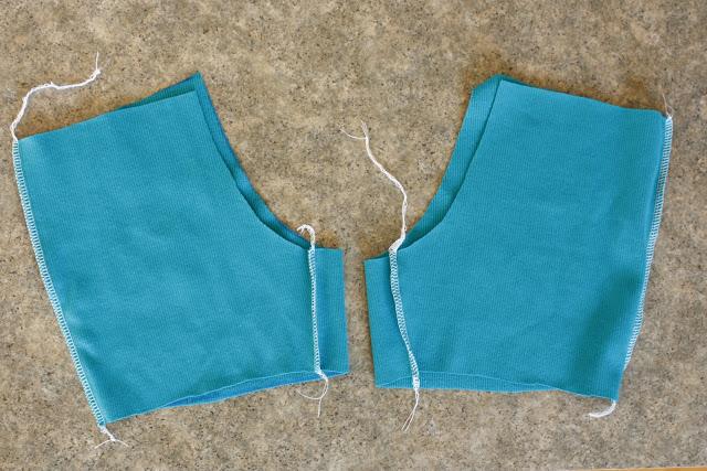 Как шить летние шорты