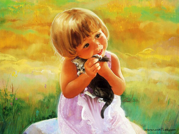 67755853_1292107382_painting_children_kjb_DonaldZolan_85MyKitty_sm (700x525, 81Kb)