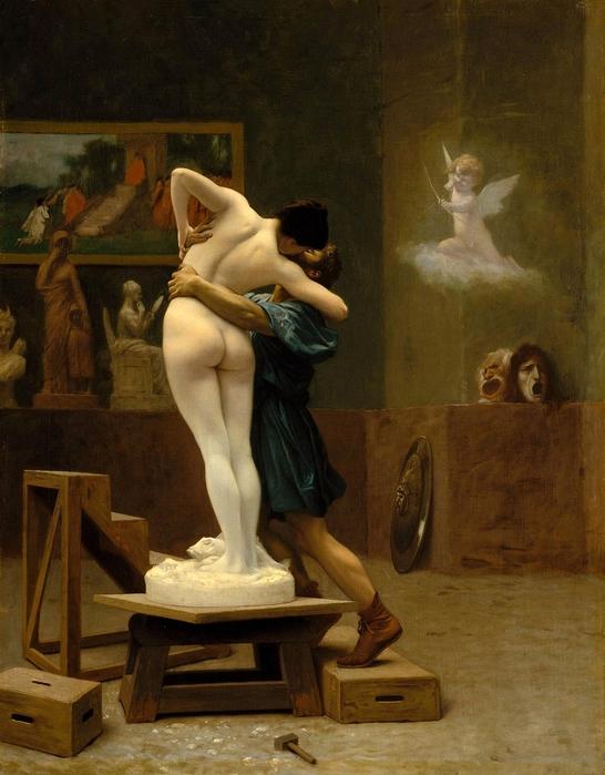 Jean-Léon Gérôme ( 1824 – 1904) (546x700, 283Kb)