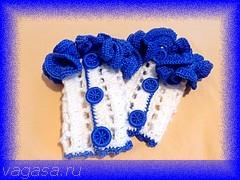 манжеты напульсники крючком от vagasa.ru/5156954_33 (240x180, 33Kb)