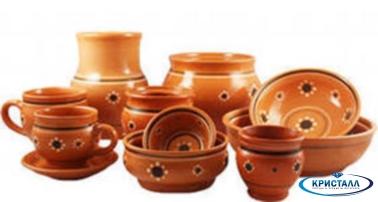 набросал посуда из керамики и глины название или адрес