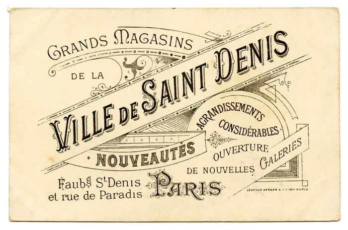 paris ephemera vintage image GraphicsFairysm (700x463, 241Kb)