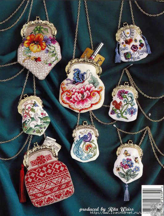 Little Cross Stitch Purses (1) (532x700, 297Kb)