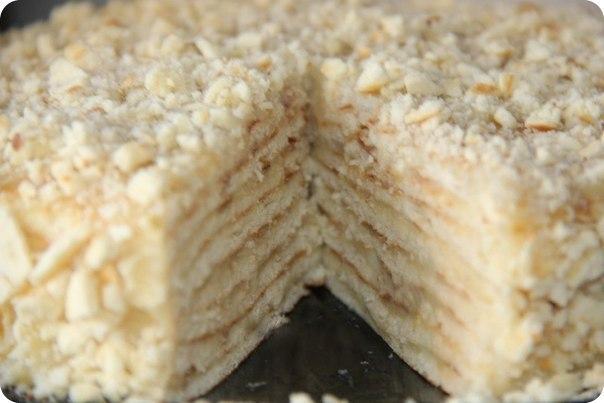 Как приготовить быстрый и вкусный торт