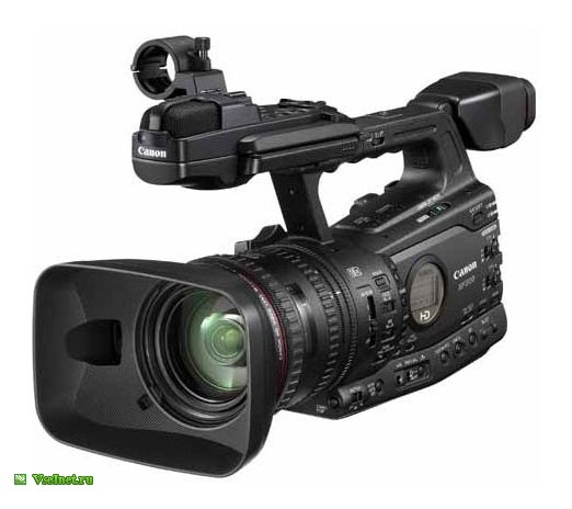 Видеокамера Canon XF300 (522x464, 41Kb)