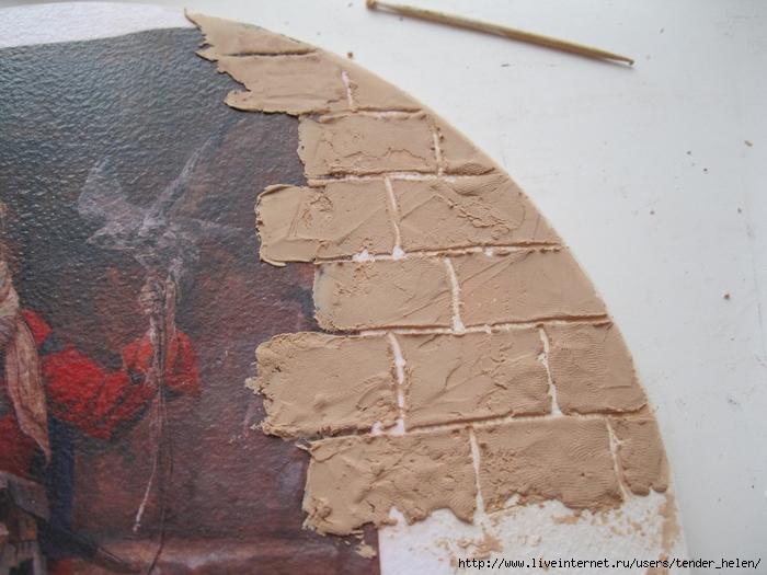 Как сделать имитацию камня из бумаги своими руками 1
