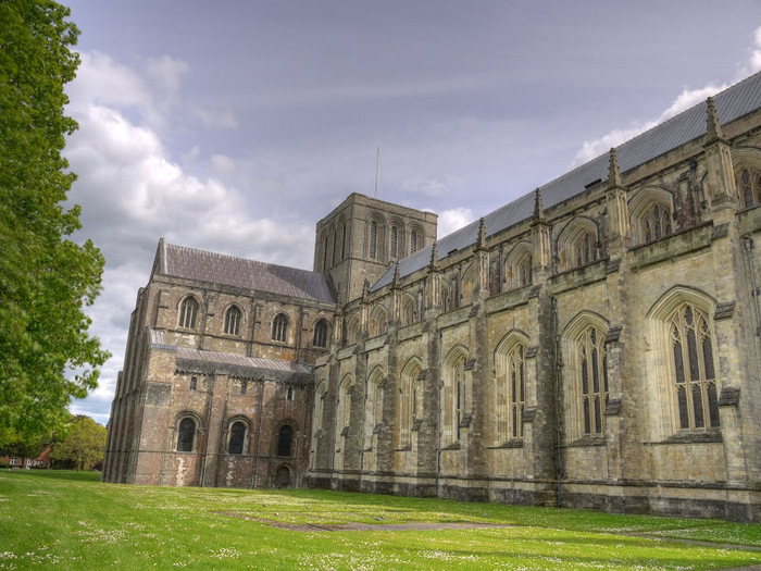 Винчестерский собор 46829