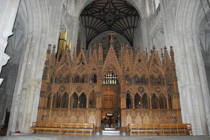 Винчестерский собор 68117