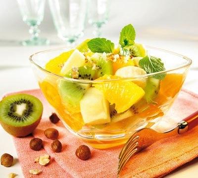 Простой фруктовый салат (400x359, 36Kb)