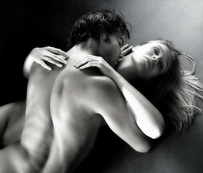 Как правильно целоваться? - Uznayvse ru
