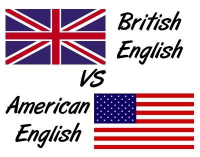 Американский или британский английский язык?