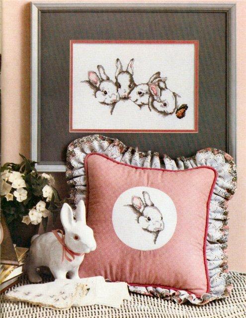 Зайцы - кролики.