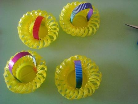 Поделки из пластиковых стаканчиков своими руками на