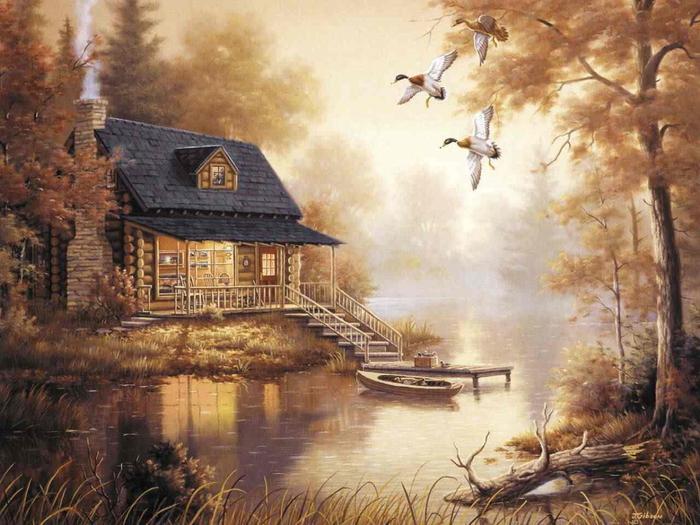 Нарисуйте мне дом, да такой, чтобы в масть.  В масть козырную, лучше бы в бубну.  В доме том укажите место...