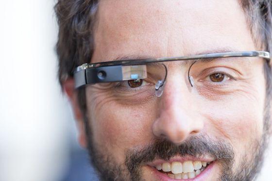 Google Glass. Компания Google представила очки будущего Фотографии