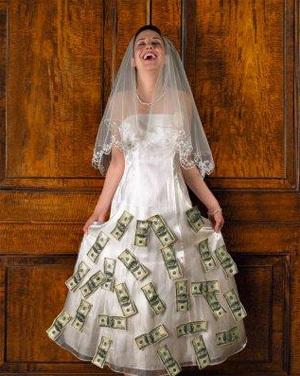 невеста в долларах (300x376, 60Kb)