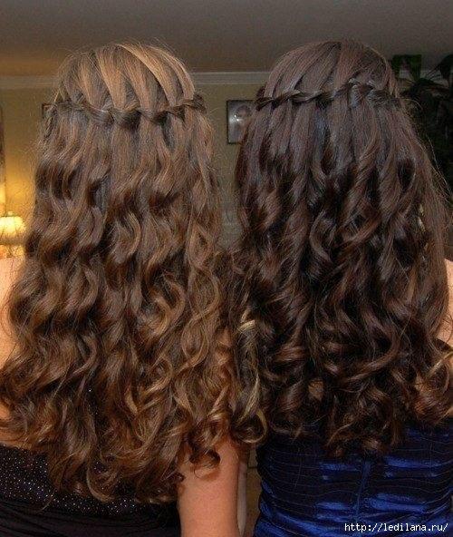 причесок для длинных волос (500x592, 185Kb)