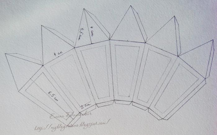 Как сделать своими руками фонарик из бумаги