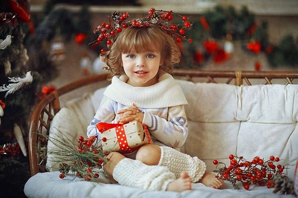 С новым годом маленькая принцесса