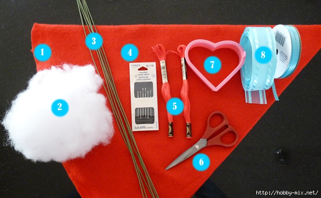 DIY_felt_heart_bouquet (650x401, 187Kb)