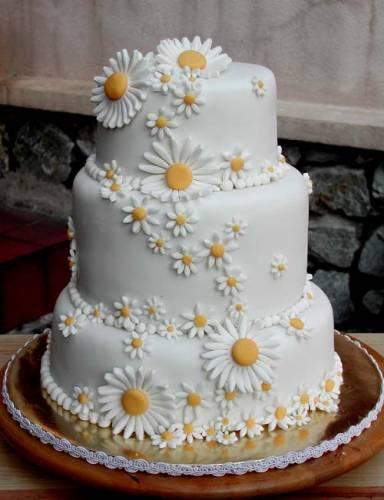 Дизайн тортов мастер класс