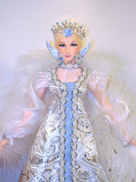 Кукла царевна лебедь