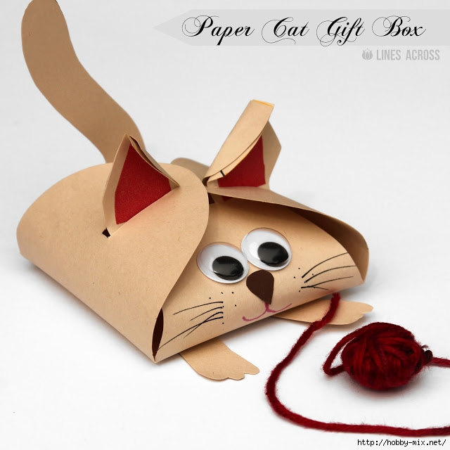 paper cat gift box with words (640x640, 150Kb)