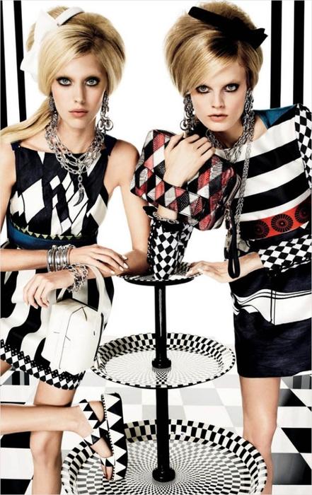 Vogue Japan модные фото 2 (441x700, 242Kb)