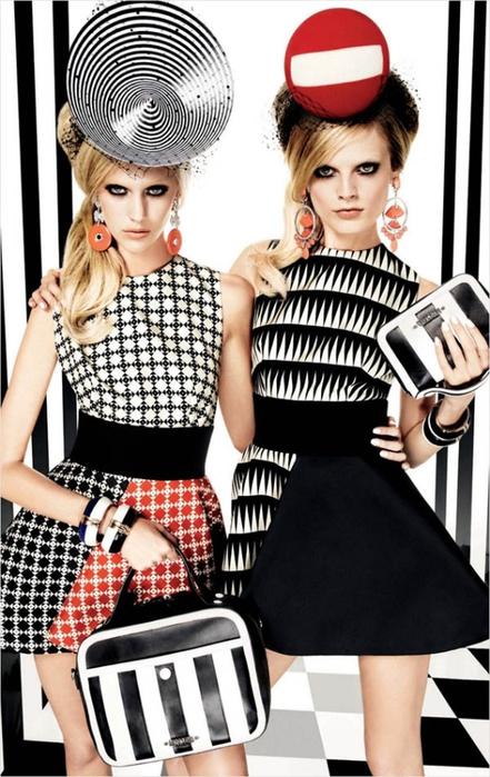 Vogue Japan модные фото 4 (441x700, 234Kb)