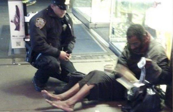 Доброта и ее проявления или американский полицейский Лоуренс Депримо