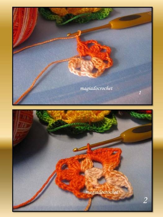 связать крючком-цветы-мастер класс (525x700, 221Kb)