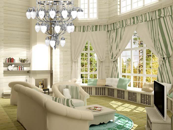 От количества света в доме напрямую зависит настроение и самочувствие домочадцев.  При недостаточном освещении часто...