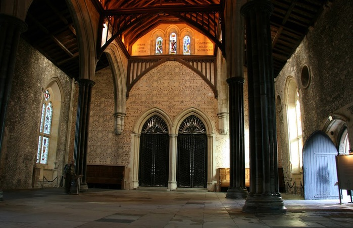 Винчестерский собор 90654