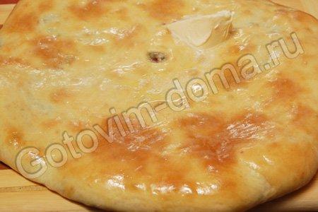 осетинские пироги рецепт с свекольной ботвой рецепт с фото пошагово